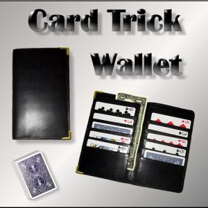 Card Trick Wallet (2344)