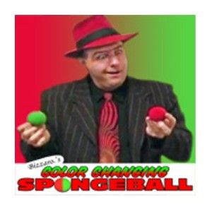 Color Changing Spongeball by Bizarro (3143)
