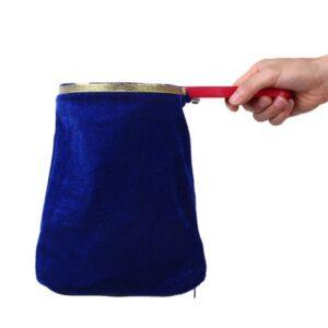 Change Bag met Rits Budget Style Blauw (0107-L2)