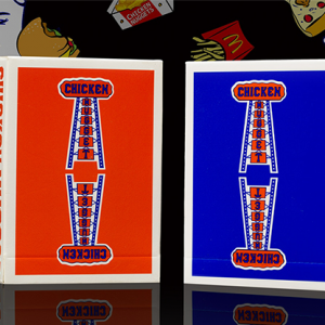 Chicken Nugget Playing Cards (3786)
