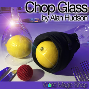 Chop Glass Gimmicks and Online Instruction (4283)