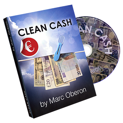 Clean Cash Euro Version by Marc Oberon (DVD745)
