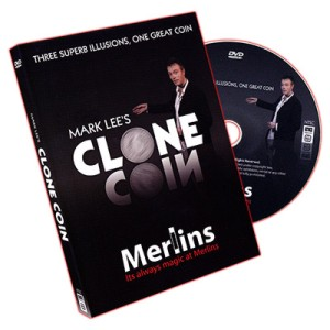 Clone Coin met DVD (DVD548)