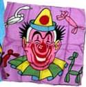 Clown Doek 90 cm (1637)