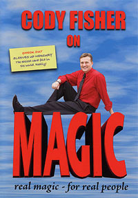 Cody Fisher On Magic DVD (DVD384)