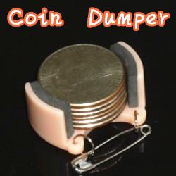 Coin Dumper Metaal (1456)