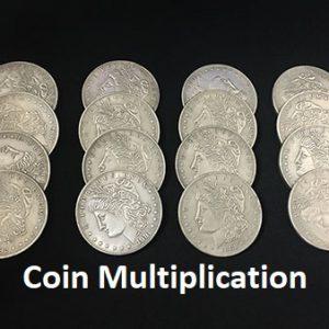 Coin Multiplication Morgan Dollar Replica (4618)