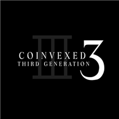 Coinvexed 3rd Generation DVD & Gimmick (3577)