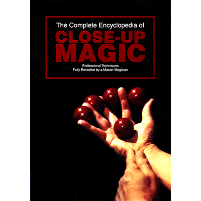 The Complete Encyclopedia of Close-Up Magic Boek (B0249)