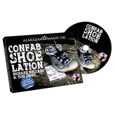 Confab-shoe-lation Trick (3218-w6)