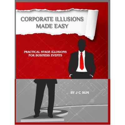 Corporate Illusions Made Easy by JC Sum Boek (B0298)