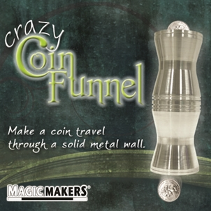 Crazy Coin Funnel (0190)
