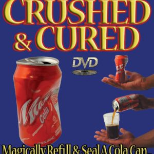 Crushed and Cured Cola Can DVD (DVD222)