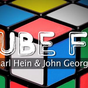 Cube FX by Karl Hein & John George (DVD950)