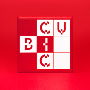 Cubic by Francis Menotti (4639)