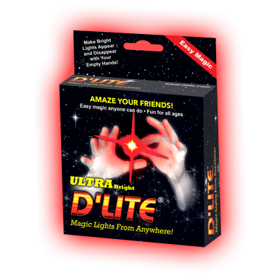 D'Lite Rood Ultra Bright & Online Video (1522)