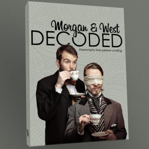 Decoded DVD by Morgan and West (DVD989)