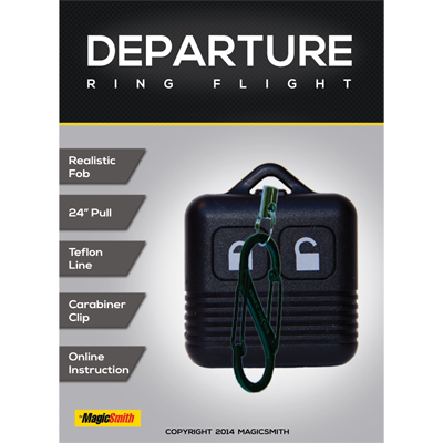 Departure Ring Flight (4113-w4)