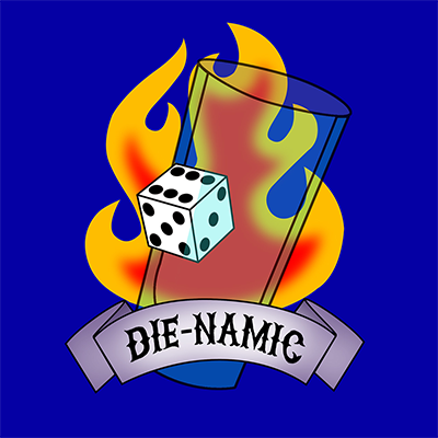 DIE-NAMIC by Martin Lewis (3760)