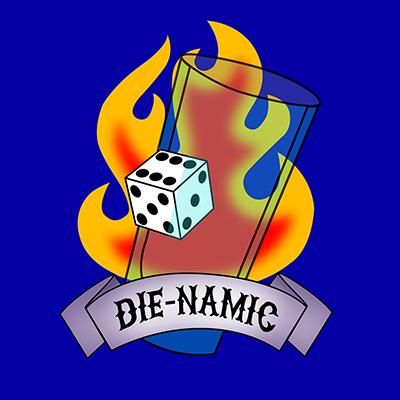 DIE-NAMIC by Martin Lewis (3760)