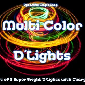 D'Lights Multicolor Set 5 Kleuren (4760)