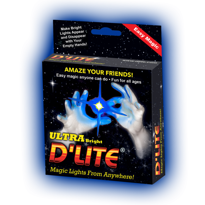 D'Lite Blauw Dazzle & Online Video (4547)