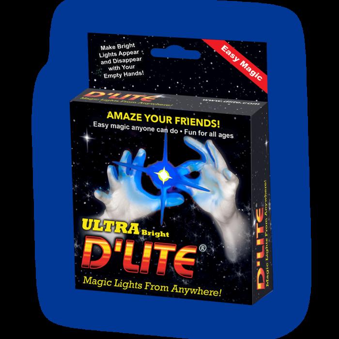 D'Lite Blauw Dazzle & Online Video (4547)