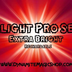 D'Light Pro Superfel Rood Set (3849)