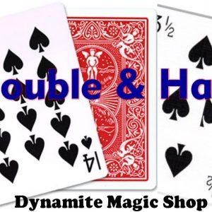 Double & Half Trick Jumbo (T05)