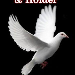 Dove Bag & Holder Zwart (3335)