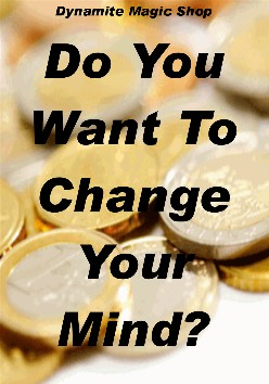 Do You Want to Change Your Mind (1518)