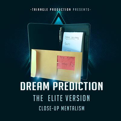 Dream Prediction Elite Version (Wallet) by Paul Romhany (0489)