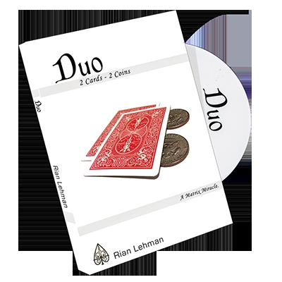 Duo by Rian Lehman (DVD801)