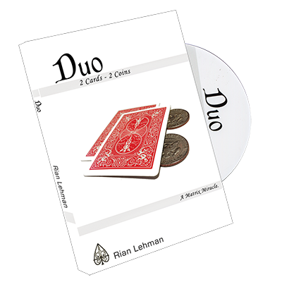Duo by Rian Lehman (DVD801)