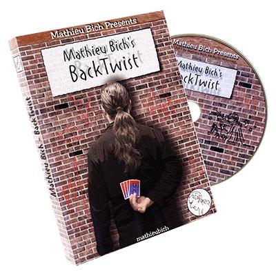 Back Twist by Mathieu Bich (DVD665)