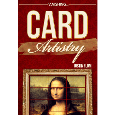 Card Artistry Mona Lisa (DVD686)
