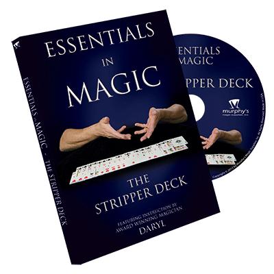 Essentials in Magic Stripper Deck DVD (DVD719)
