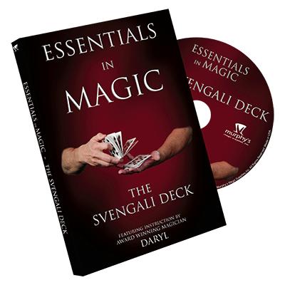 Essentials in Magic Svengali Deck DVD (DVD681)