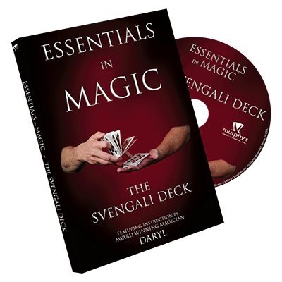 Essentials in Magic Svengali Deck DVD (DVD681)