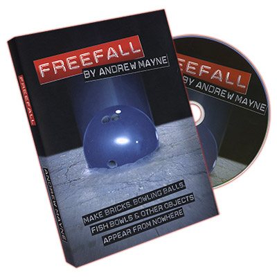 Freefall by Andrew Mayne DVD (DVD784)