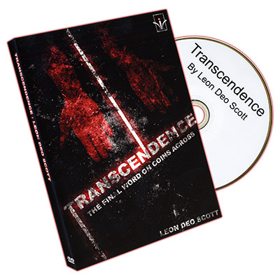 Transcendence by Leon Deo Scott and Merchant of Magic (DVD799)