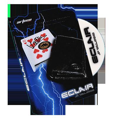 Eclair (Euro) by Jean-Pierre Vallarino (DVD785)