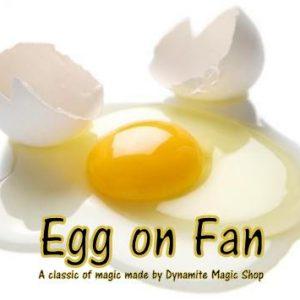 Egg on Fan Trick Complete Set (1451)