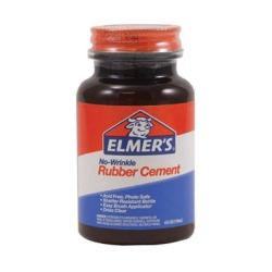 Naald door Arm Rubber Cement (3112)