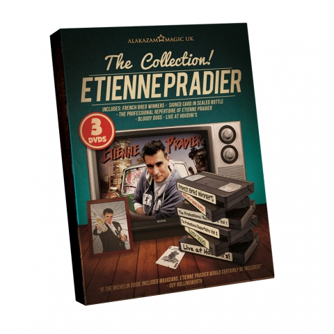 The Collection DVD Etienne Pradier (DVD987)