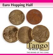 Hopping Half Euro (1052)