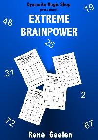 Extreme Brainpower Trick (2563-w8)