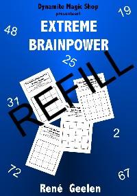 Extreme Brainpower Navulling (2564)