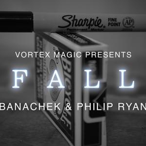 FALL by Banachek and Philip Ryan & Vortex Magic (4248)