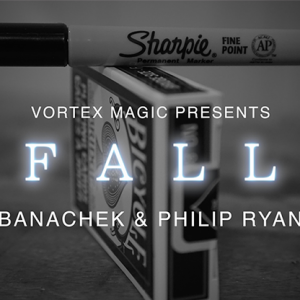 FALL by Banachek and Philip Ryan & Vortex Magic (4248)